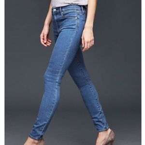 Gap NWT Authentic True Skinny Ankle Jeans